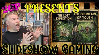 Slideshow Gaming 018 - Lost Expedition Fountain of Youth by Osprey Games