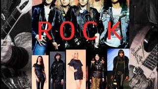 Рок-стиль в одежде: