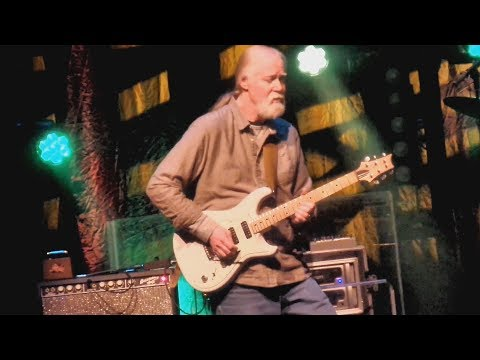 Jimmy Herring & The Invisible Whip Live in Los Angeles 2017