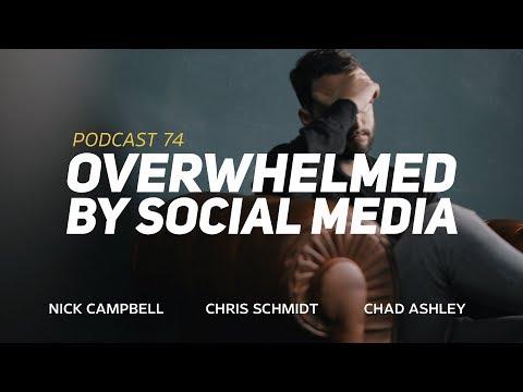 "Greyscalegorilla Podcast Ep. 74: ""Overwhelmed by Social Media"""