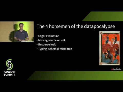 From Pipelines to Refineries: Building Complex Data Applications with Apache Spark -  Tim Hunter