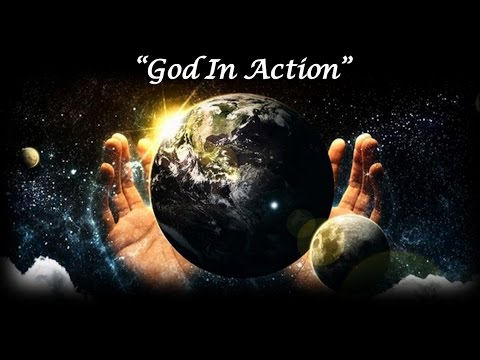 """""""God in Action"""" by Pastor Philip Lee"""