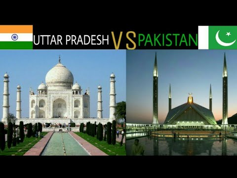 Uttar Pradesh vs Pakistan   India vs Pakistan   can UP beat Pakistan which one is better