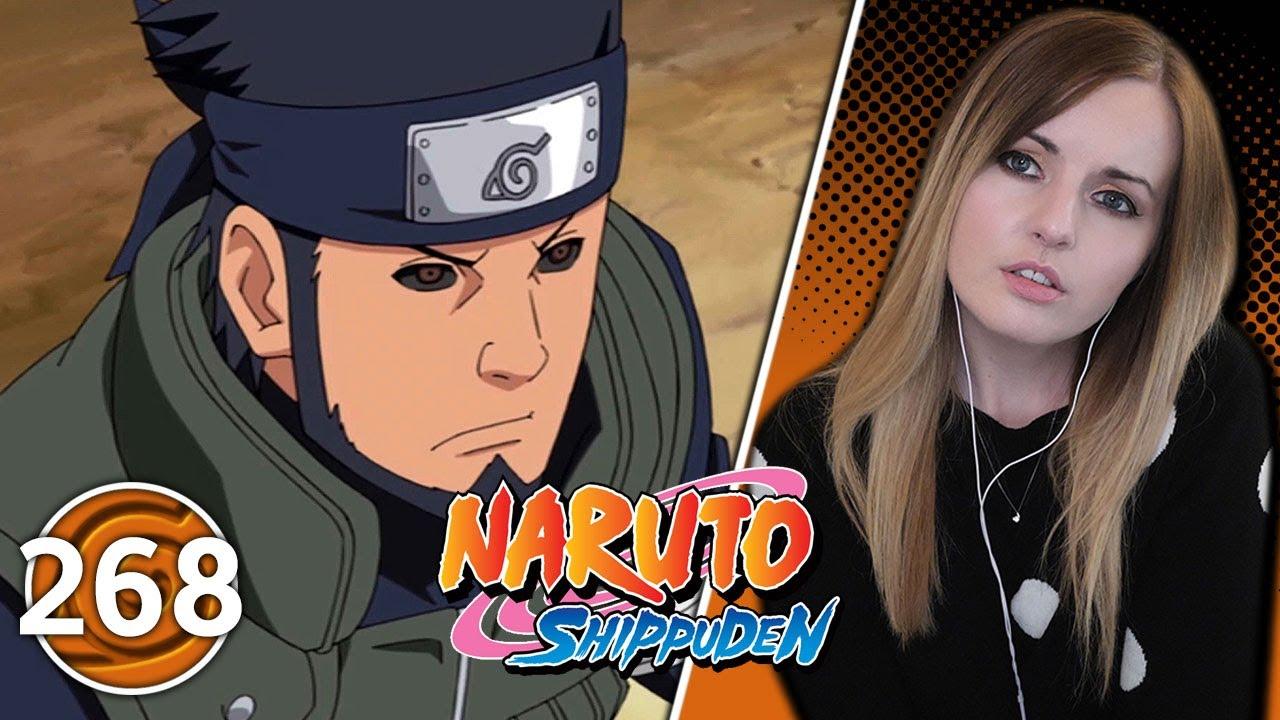 Darui VS. Ginkaku & Kinkaku - Naruto Shippuden Episode 268 Reaction