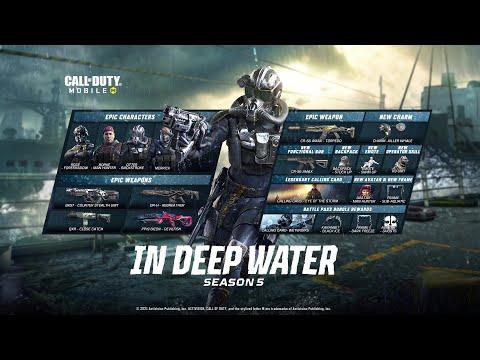 Call of Duty®: Mobile - Season 5 In Deep Water | Battle Pass Trailer
