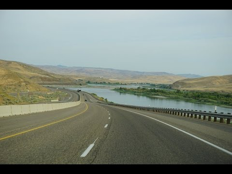 2K16 (EP 12) Interstate 84 in Eastern Oregon: Mile 375 to Mile 328