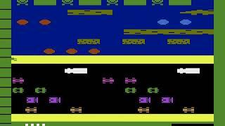 [TAS] A2600 Frogger by Alyosha in 01:34.62