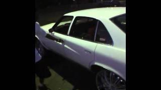 white world 77 buick,69 impla