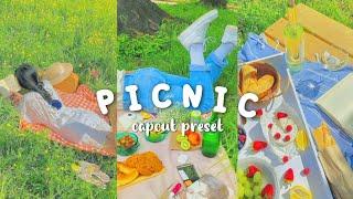 Picnic Filter || capcut filter preset screenshot 5