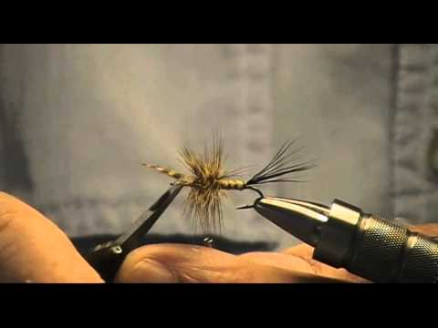 Frying Pan Green Drake Dry Fly