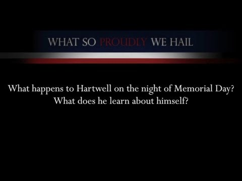 Cather: What happens to Hartwell on the night of Memorial Day? What does he learn about himself?
