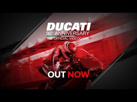 DUCATI - 90th Anniversary - Launch Trailer
