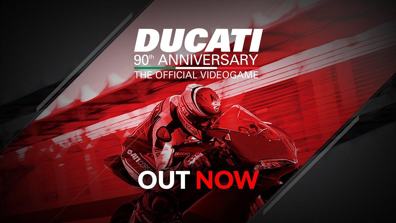 ducati - 90th anniversary - launch trailer - youtube