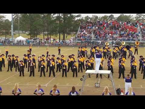 ECU Marching Pirates Exhibition 2017 Crystal Coast Band Classic Havelock, NC