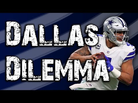 The Dallas Dilemma - Dak Prescott is holding the Cowboys back