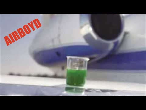 Anti-Icing And Deicing On Commercial Aircraft