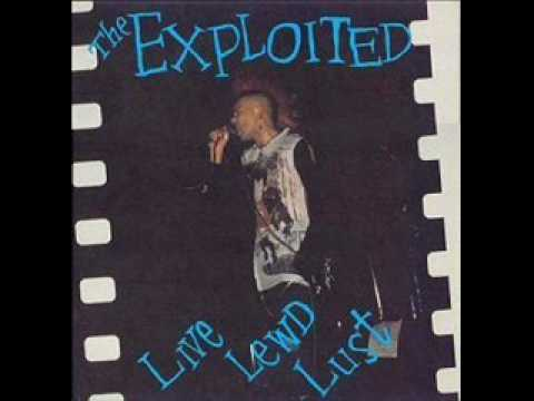 The Exploited -04- Blow to Bits (Live Lewd Lust 1987)