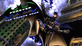 Batman Forever The Arcade Game [SAT] part 1