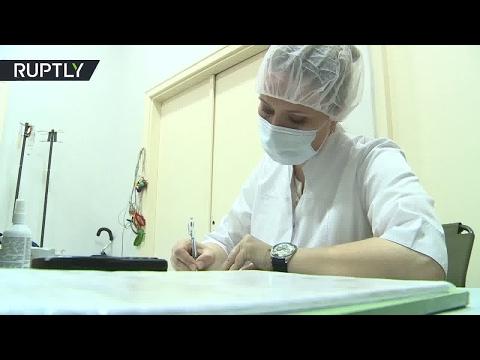 В Алеппо открылся медицинский центр Минобороны РФ