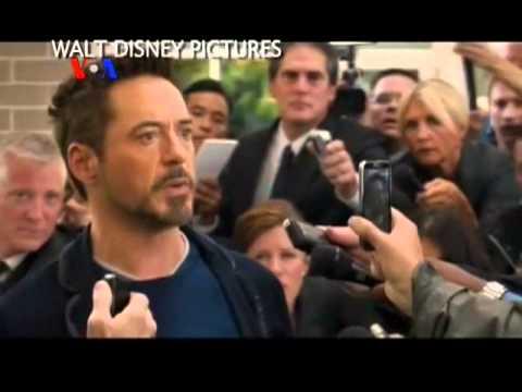 Film Box Office Hollywood Mulai Cetak Keuntungan - Laporan VOA 9 Mei 2013