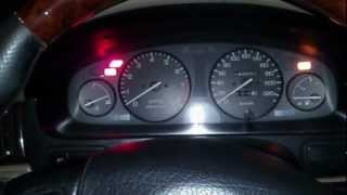 Rover 400 / 414 / 416 / 420 Starting With Immobiliser Off !
