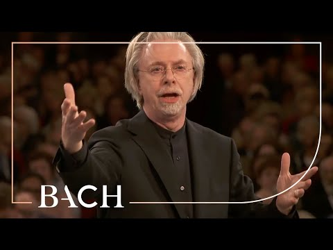 Bach - Ach Herr, laß dein lieb Engelein from St John Passion BWV 245   Netherlands Bach Society