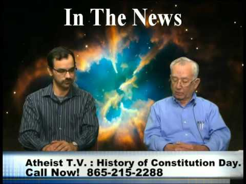 Religion and the State and Federal Constitutions
