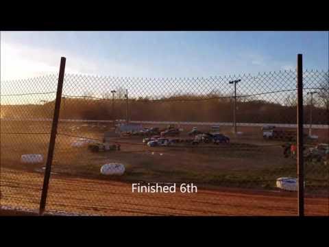 4-8-2017 Ponderosa Speedway Crate Late Model Season Opener
