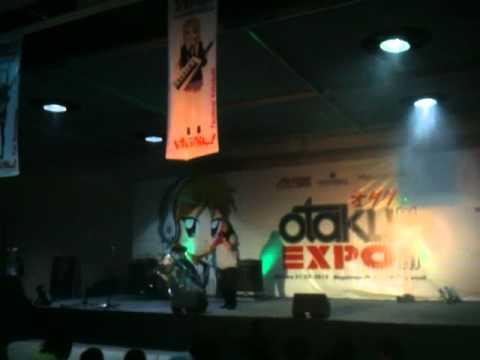"Otaku Expo 2012 karaoke contest - ""Sousei no Aquarion"""