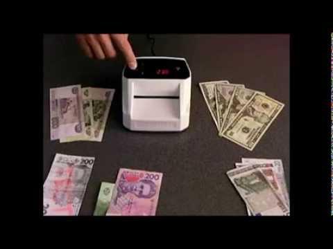 Как выбрать детектор валют. Виды детекторов. - YouTube