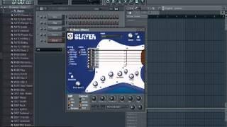 Видео урок № 3.13 Синтезатор FL Studio