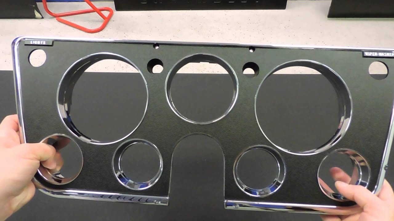 1969 72 chevy truck dash bezel gauges 1969 72 chevy truck dash bezel gauges
