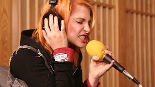 Paramore - Use Somebody (BBC Radio 1's Live Lounge 2009) HD