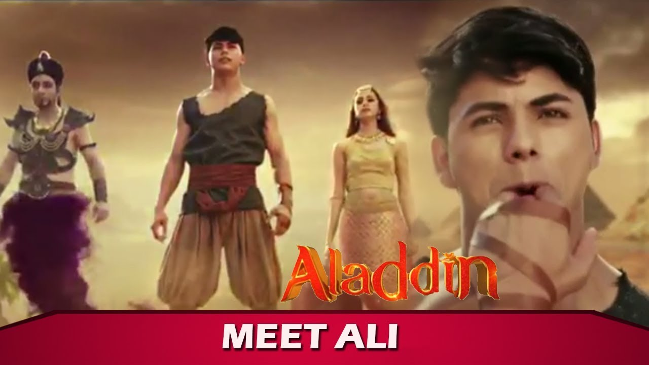 Aladdin Naam Toh Suna Hoga: Aladdin Turns Ali, Enters Bagdad To Take  Revenge From Zafar