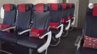 Air France - Nouvelles cabines Business & Economy  / New Business & Economy cabins