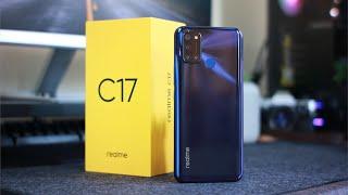 HP Lega Paling Murah!! Review Realme C17