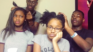 Our Brothers Do Me & My Sisters Natural Hair