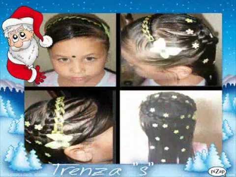 peinados infantiles mery.