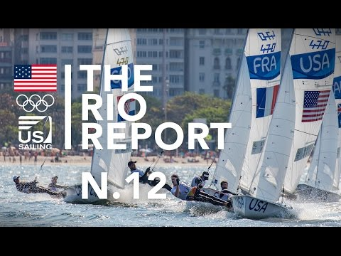 The Rio Report / N.12 - Veterans and Newcomers Reflect