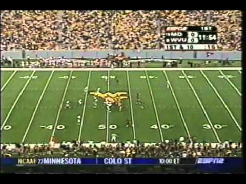 (2004)--WVU vs. Maryland--1/11