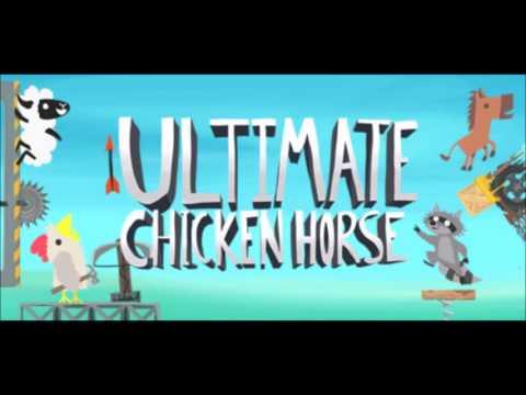 Ultimate Chicken Horse- Main Menu Theme/ Main Titles- Vibe Avenue