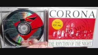 Corona - The rhythm of the night (1994 Lee Marrow remix)
