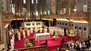 Messa Sant'Antonio da Padova 13 Giugno 2017