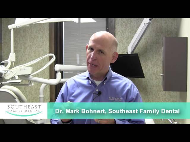 Real dentist tries bacon dental floss for the first time (Dr. Mark Bohnert)