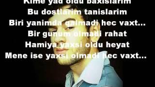 Uzeyir Mehdizade Derdli Heyatim Karaoke