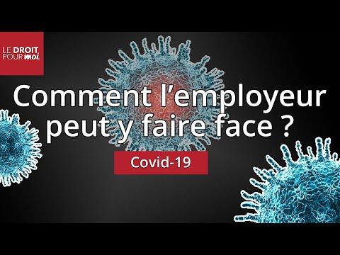 Employeur face au coronavirus: que faire ?