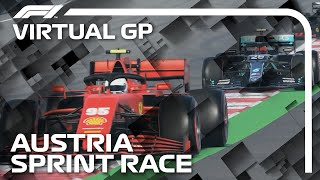 2021 Virtual Austrian Grand Prix: Sprint Race