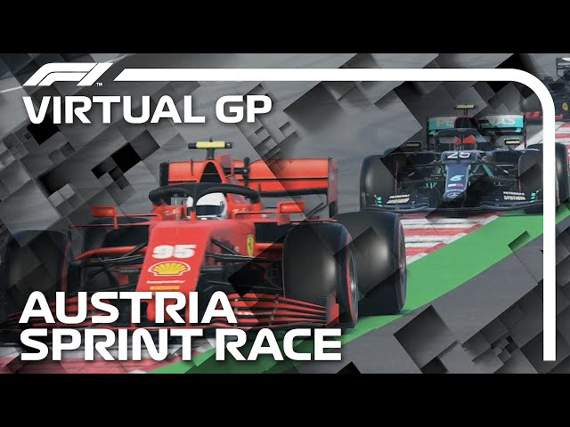 2021 Virtual Austrian Grand Prix: Sprint Race