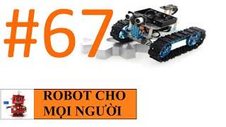 Xe robot điều khiển bằng Android (bluetooth) P2 - Code cho arduino