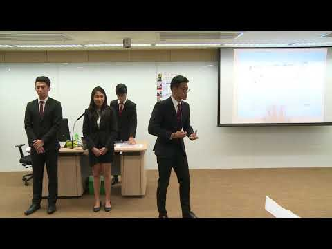 2017 Round 3 National University of Singapore - HSBC/HKU Asia Pacific Business Case Competition